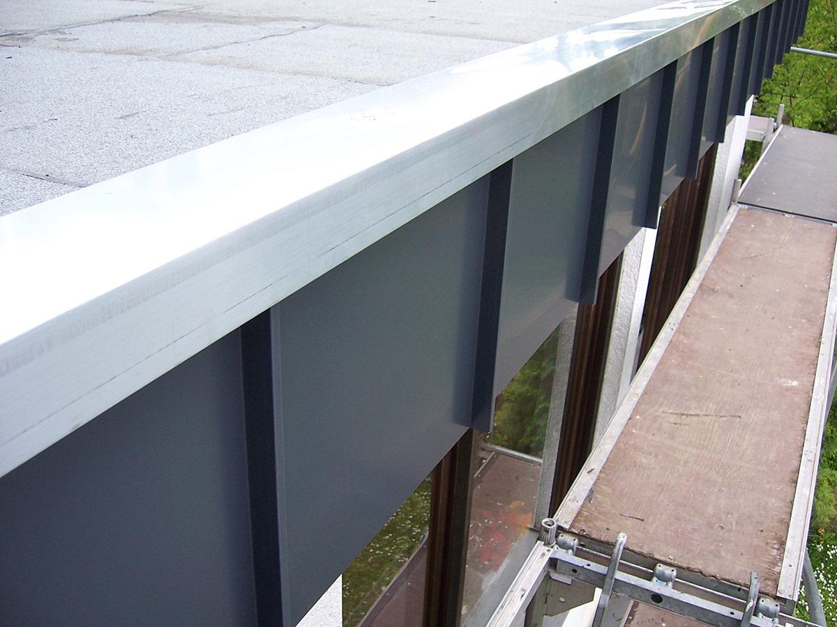 Sven Kohn Holzbau GmbH - Gaildorf - Holzbau - Zimmererarbeiten - Flaschnerarbeiten