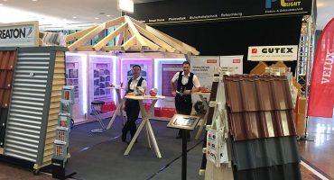 Sven Kohn Holzbau GmbH - Gaildorf - Holzbau - Zimmererarbeiten - Messe