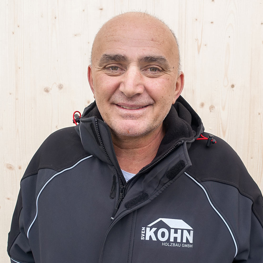 Sven Kohn Holzbau GmbH - Gaildorf - Holzbau - Zimmererarbeiten - Team